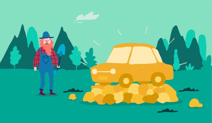 Så mycket kan du tjäna på din nya leasingbil